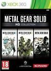 Metal Gear Solid HD Collection (Microsoft Xbox 360, 2012)