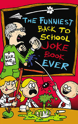 """VERY GOOD"" King, Joe, The Funniest Back to School Joke Book Ever, Book"
