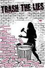 Trash The Lies by CJ Rapp (Paperback, 2011)
