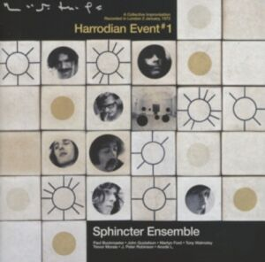 Harrodian-Event-pt-1-remastered-Edition-sphincter-Ensemble-CD-Neuf