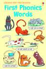 VFR First Phonics Words by Usborne Publishing Ltd (Hardback, 2013)