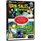 Grim Tales 1 and 2 - The Hidden Mystery Collectives (PC: Windows, 2012) - European Version