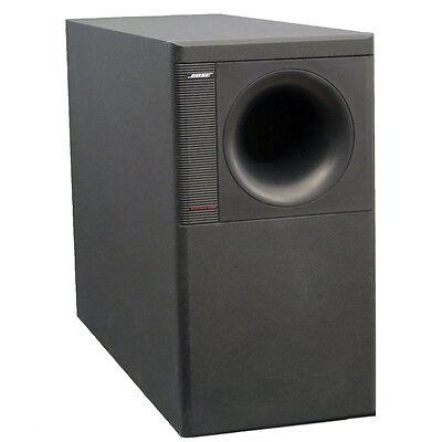 bose acoustimass 5 series iii speaker system ebay. Black Bedroom Furniture Sets. Home Design Ideas