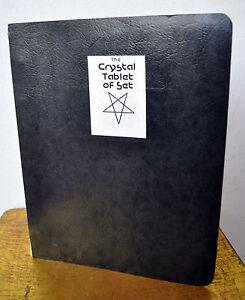 Crystal-Tablet-Temple-of-Set-Satanic-Aquino-Seewald-Letters-Aleister-Crowley-OTO
