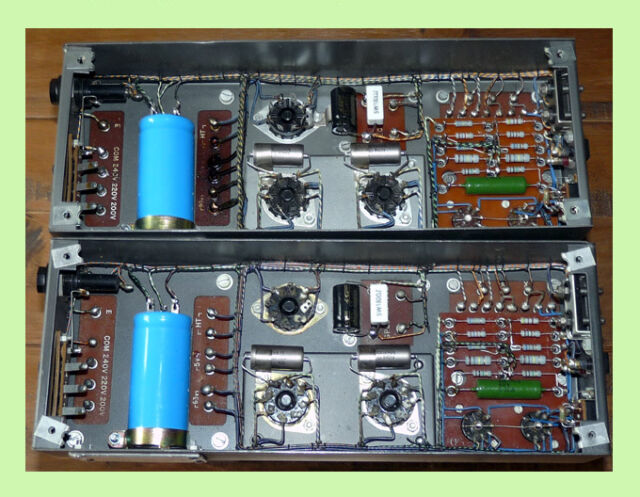Quad II refurbishment by Classique Sounds of Leicester. Price is for a single.