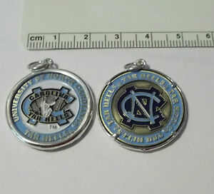 Sterling-Silver-26-mm-University-of-North-Carolina-Enamel-Tarheels-Charm