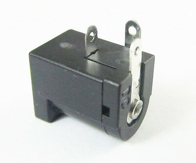 2pcs DC Power Supply Female Jack Socket 5.5 x 2.1mm Barrel-Type PCB Mount
