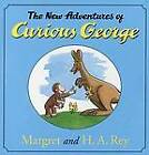 The New Adventures of Curious George by Margret Rey (Hardback, 1999)