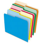 Esselte Ess-54461 Reversible File Folders With Stretch Tab - Letter