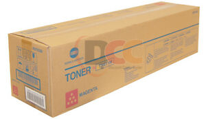 A070330 MAGENTA TONER CARTRIDGE FOR KONICA MINOLTA BIZHUB C550 C650 TN611M