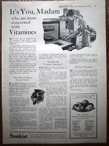 1922-SUNKIST-Oranges-and-Lemons-Fruit-Concerned-with-Vitamins-Ad