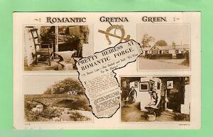 1930-POSTCARD-GRETNA-GREEN-SCOTLAND