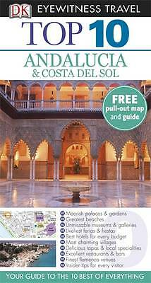 Top 10 Andalucia & Costa del Sol (DK Eyewitness Top 10 Travel Guide)-ExLibrary