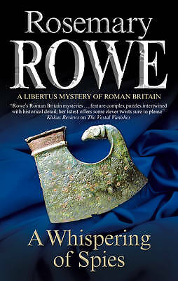 Whispering of Spies, A (A Libertus Mystery of Roman Britain)-ExLibrary