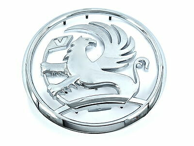 Genuine New VAUXHALL GRIFFIN GRILLE BADGE Zafira B Corsa D Vectra C Signum 2006-