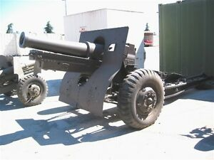 1/35 US M1917A4 155mm Howitzer Complete Resin Model Kit