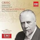 Edvard Grieg - Grieg: Peer Gynt; Symphonic Dance No. 2; In Autumn; Old Norweigian Folksong with Variations (2010)