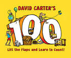 David Carter's 100: Lift the Flaps and Learn to Count! by David Carter (Board book, 2013)
