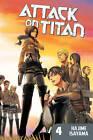 Attack on Titan 4 by Hajime Isayama (Paperback, 2013)
