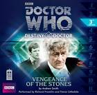 Doctor Who: Vengeance of the Stones (Destiny of the Doctor 3) by Andrew Smith (CD-Audio, 2013)