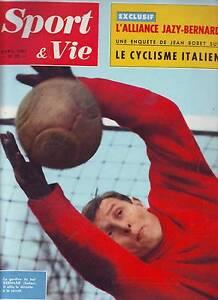 1961-sport-et-vie-n-59-BERNARD-LE-CYCLISME-ITALIEN-FRANCE-SPRINGBOOKS-JAZY