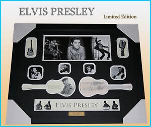 ELVIS-PRESLEY-MEMORABILIA-SIGNED-FRAME-LIMITED-EDTN-499