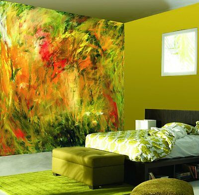 What's hidden there!-Wall Mural-7.5'wide by 8'high