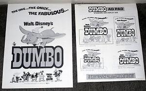 DUMBO-original-DISNEY-movie-studio-pressbook