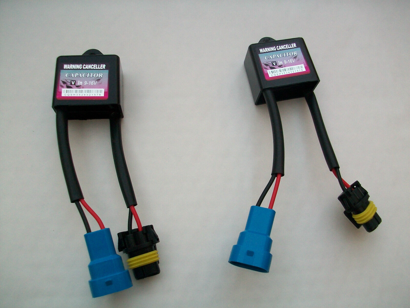 Details about CANBUS ERROR WARNING CANCELLERS FOR HID XENON CONVERSION KIT  FOR BMW E46 E39 E60