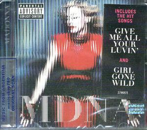 MADONNA-MDNA-SEALED-CD-NEW-2012
