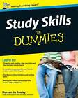 Study Skills For Dummies by Doreen du Boulay (Paperback, 2009)