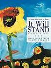 It Will Stand: Student's Book: In Home Bible Study for Teens by Weety Vickery, Mary Love Eyster (Paperback, 2011)