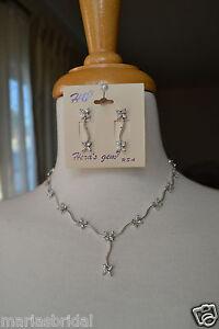 Hera's Gem Bridal Jewelry Set (487)