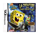 SpongeBob SquarePants: Creature from the Krusty Krab (Nintendo DS, 2006)