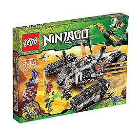 Lego Ninjago Ultra Sonic Raider (9449)