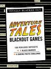 Adventure Tales Black Out Games by Adams Media (Paperback, 2011)