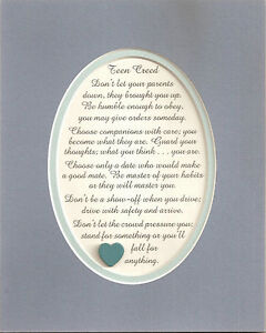 TEEN-CREED-Teenager-INSPIRE-Humble-HOPE-Obey-Choose-WISELY-verses-poems-plaques