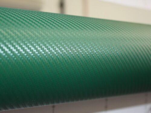【630mm X  300mm】ALL COLOUR Carbon Fibre Vinyl Sticker Sheet Wallpaper Car Van