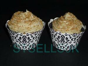 BLACK-and-WHITE-DAMASK-PATTERN-CUPCAKE-WRAPPER-DESIGN-BIRTHDAY-PARTY-CLASSIC
