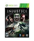 Injustice: Gods Among Us (Microsoft Xbox 360, 2013)