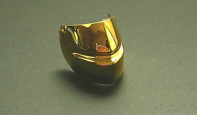 1955 1956 Lincoln Premiere Capri Gold Key Hole Lock Cover NEW BT-7343514-A