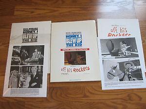 HONEY-I-BLEW-UP-THE-KID-press-kit-Rick-Moranis-4-stills-35-pgs