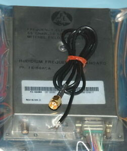 FE-5680A-Rubidium-Atomic-Frequency-Standard-10MHz-SMA-OUTPUT-0-5M-CABLE