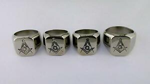 Mens-Masonic-Ring-Stainless-Steel-Seconds