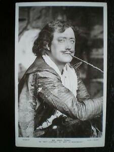 POSTCARD-FRED-TERRY-1863-1933-IN-MATT-OF-MERRYMOUNT-ACTOR-AND-MANAGER