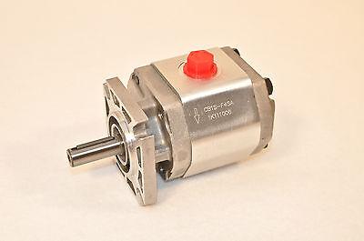"2.1 - 4 GPM Hydraulic Gear Pump, 1/2"" Shaft, SAE AA 4-Bolt gear pump, CB1S-F4SA"