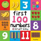 First 100 Numbers by Roger Priddy (Board book, 2012)