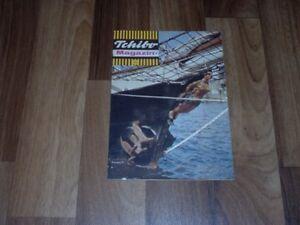 TCHIBO-MAGAZIN-204-1969-mit-MUCK-amp-PUCK-von-BOB-HEINZ-TCHIBO-COMIC