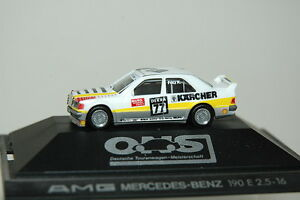 Herpa-PC-modele-Mercedes-Benz-190-E-Nr-77-1-87-119