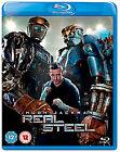 Real Steel (Blu-ray, 2012)